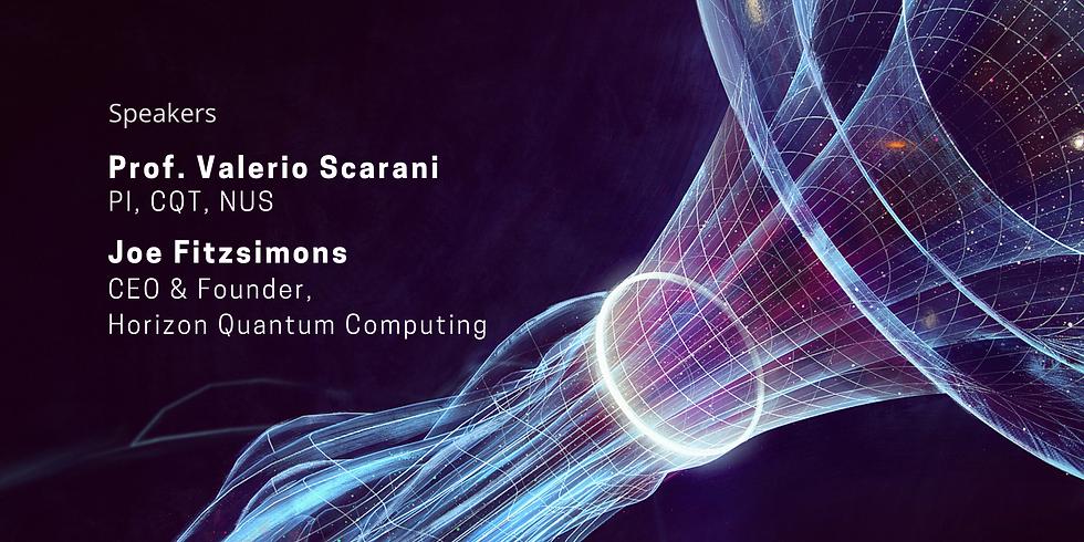 Quantum Technology, It's relevance today - meetups@nus