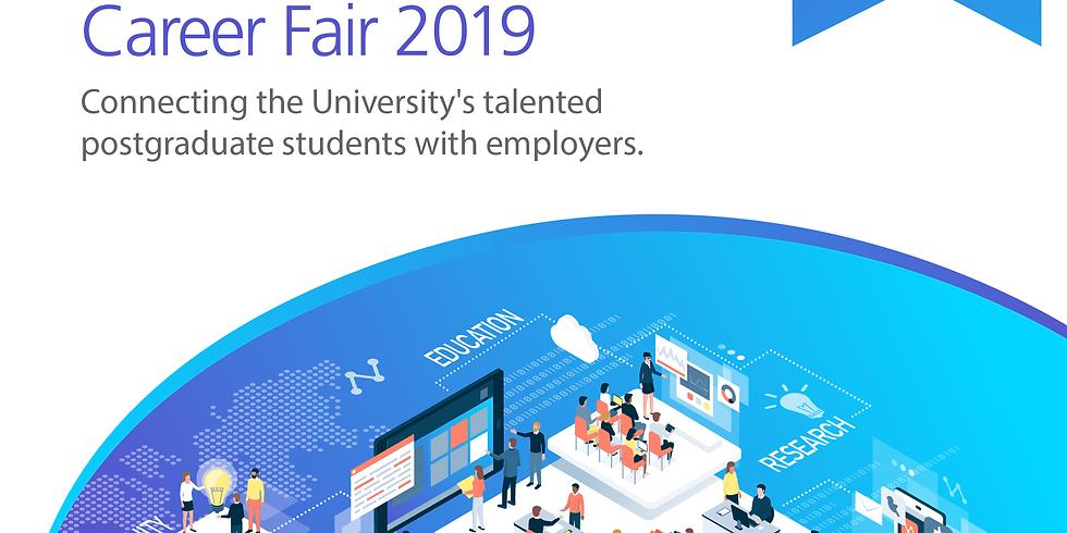 NUS Postgraduate Career Fair 2019