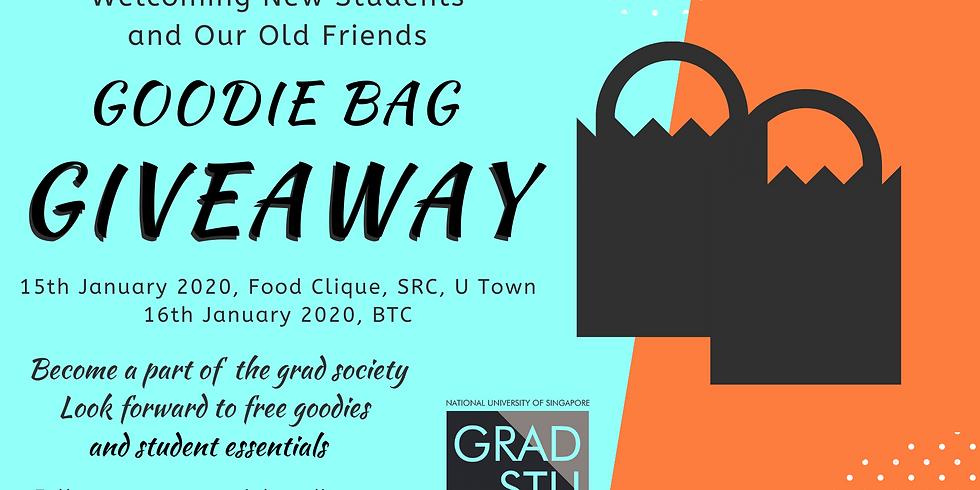 Goodie Bag Giveaway - 2020