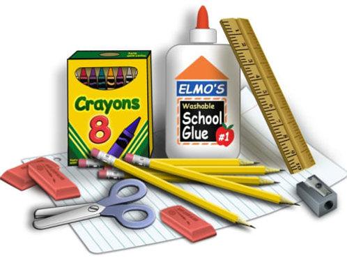 C.A.R.E. Sponsor for Classroom Necessities