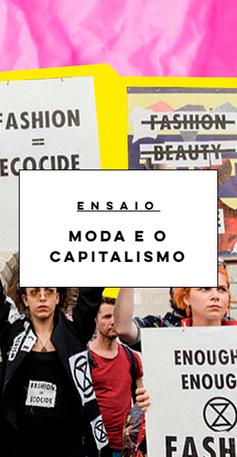 Moda e o Capitalismo