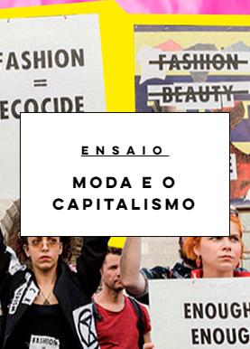 Moda e a problemática da lógica capitalista