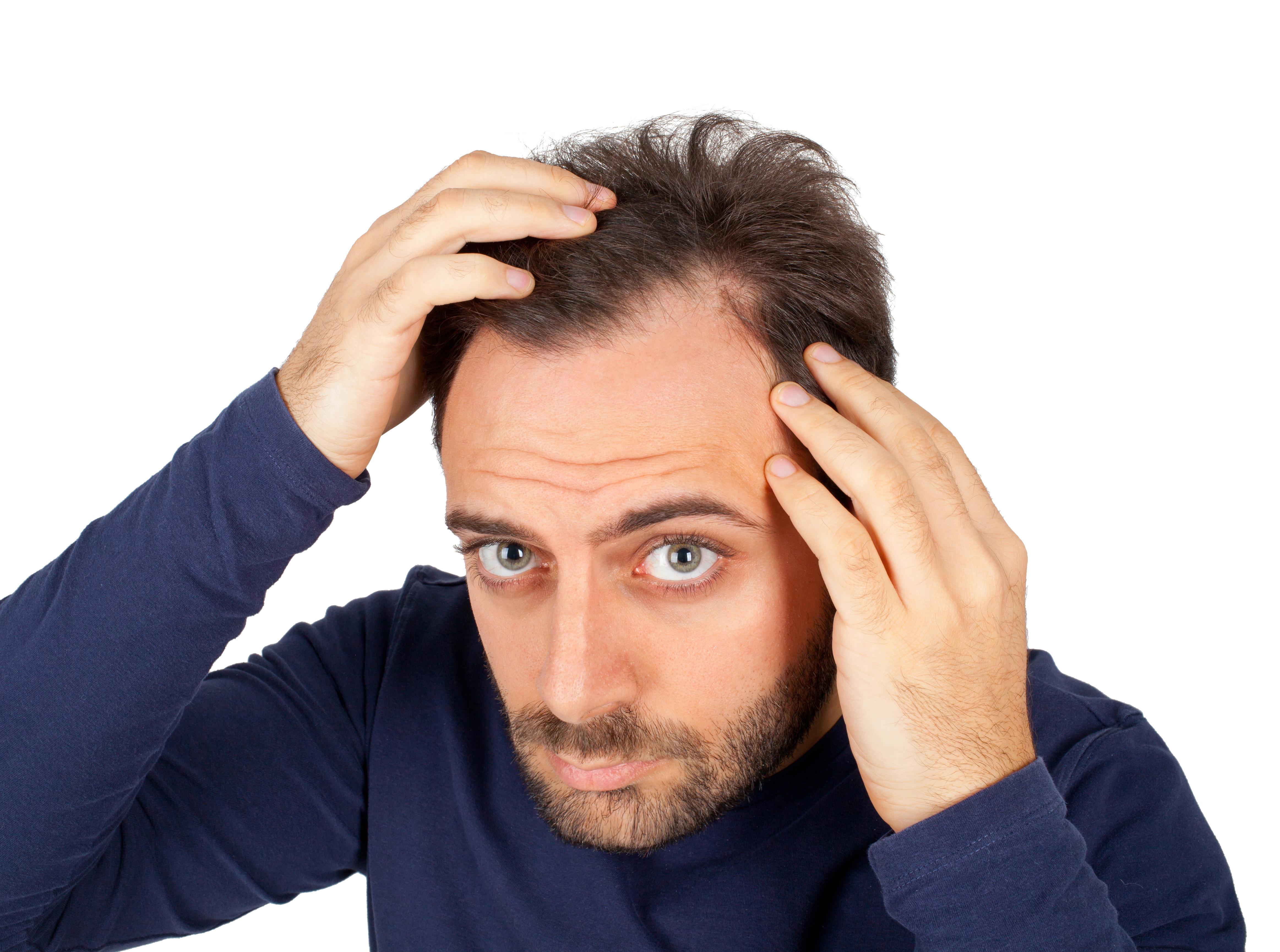 HAIR LOSS + HEAD MASSAGE