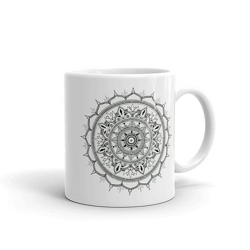Beginning Mandala Mug