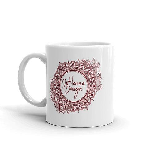 JoHenna Design Logo Mug