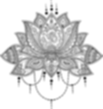 lotus flower om coloring page.png
