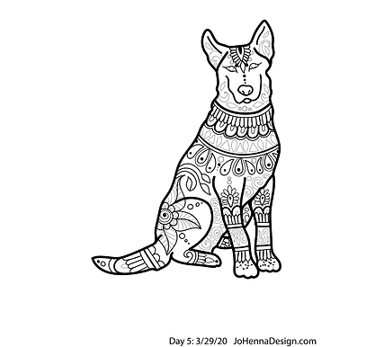 Dog Coloring Pagev.png