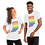 Thumbnail: Unisex Indiana Pride T-Shirt