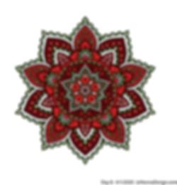 Small Mandala 2 Coloring Page JHD Versio