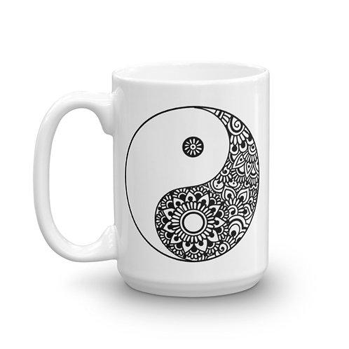 Yin-Yang Mug