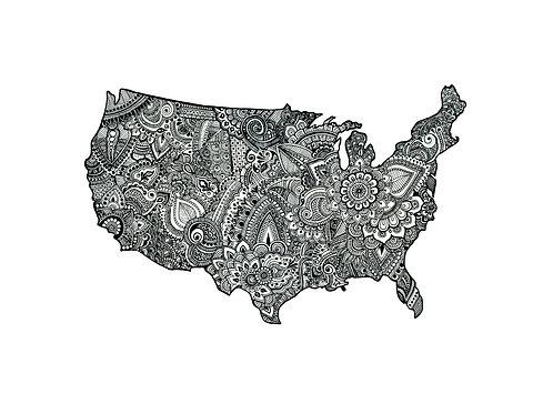 USA Print