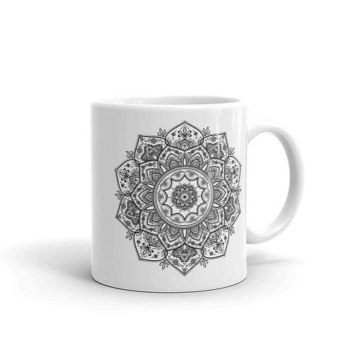 Sentinella Mandala Mug