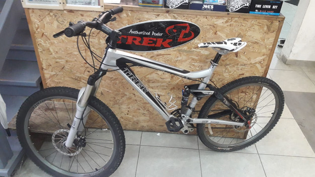 Trek fuel ex7