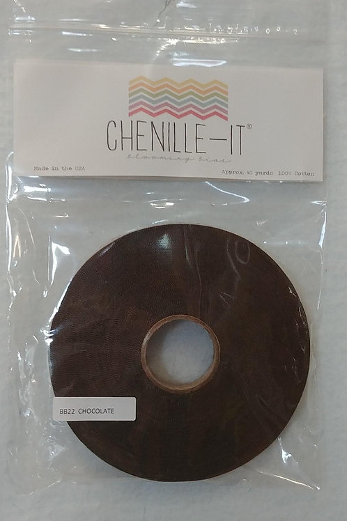 Chocolate Chenille-It