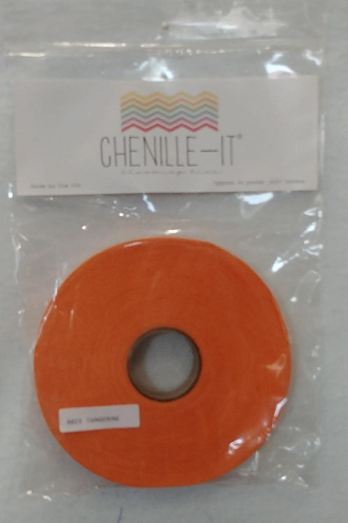 Tangerine Chenille-It