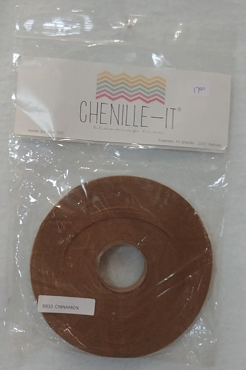 Cinnamon Chenille-It
