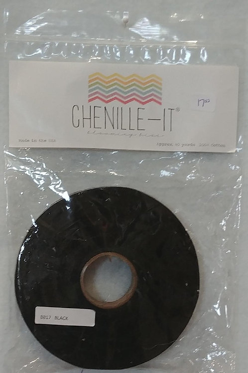 Black Chenille-It