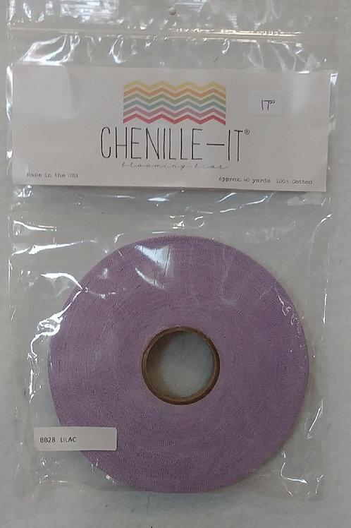 Lilac Chenille-It