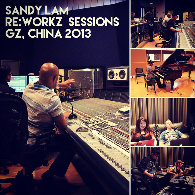 Sandy Lam Sessions