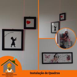 Instalação de Quadros em Guarulhos