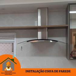 Instalação de Coifa em Gurarulhos