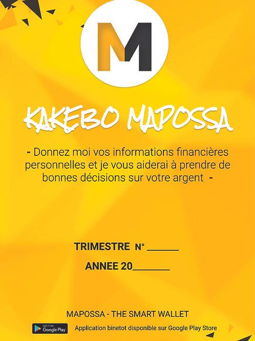 Kakebo Trimestriel