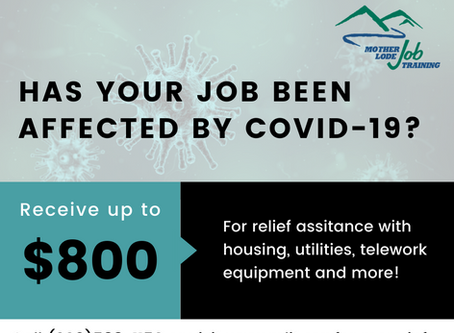 New Grant Funding For Local Workers Impacted By COVID-19