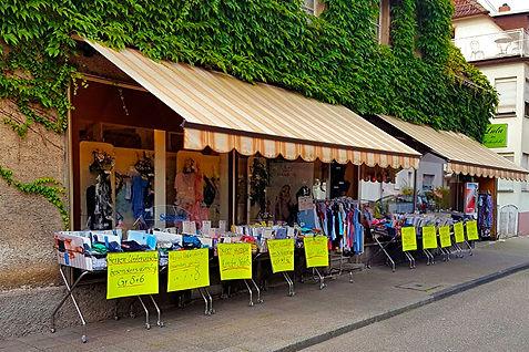 Geschäft Lulu im Weiherfeld