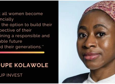 Female Founders You Should Know: Meet Rukayyat Modupe Kolawole