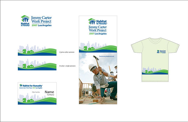 Jimmy Carter Work Project Branding and Signifiers