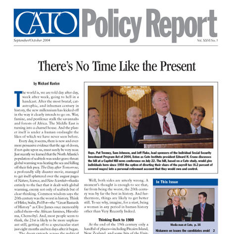 Cato Policy Monthly Report