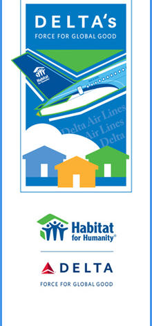 Habitat for Humanity and Delta