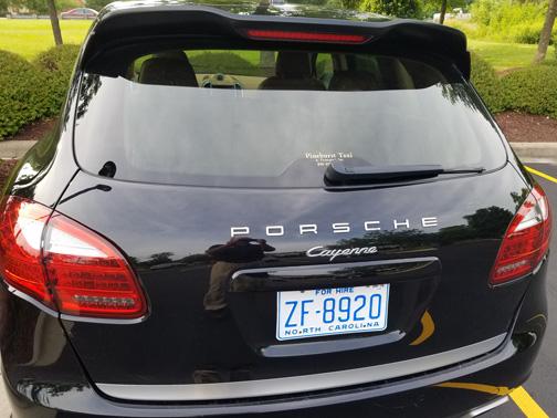 2014 Porsche