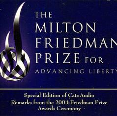 Packaging Design for Milton Friedman Prize