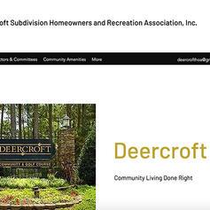 Deecroft Homeowners Association