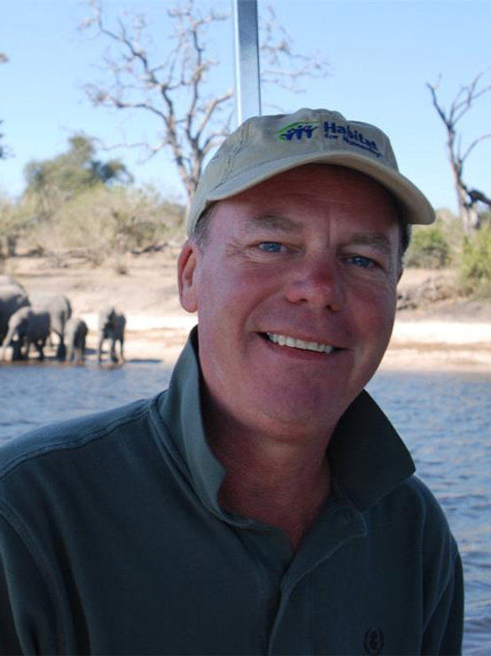 Working travels in Africa