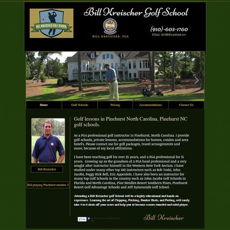 Bill Kreischer Golf School