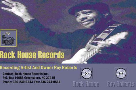 Roy Roberts Records
