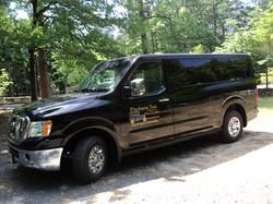 2014 Luxury Nissan 12 Passenger Van