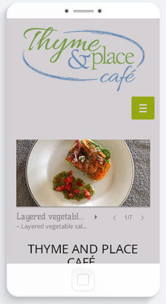 Thyme and place Cafe