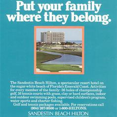 Destin Beach Hilton