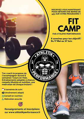 Jaune Croix Elite Gym Affiche.jpg