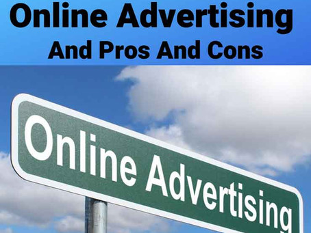 11 Ways To Do Online Advertising And Pros and Cons
