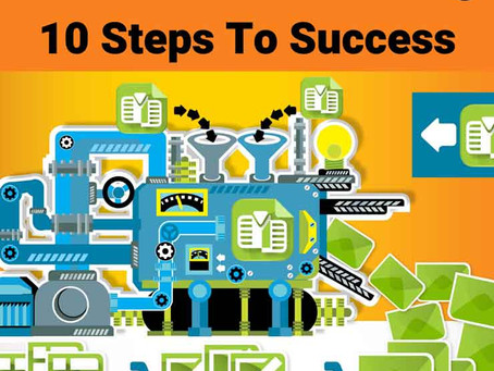 B2B Email Marketing:  10 Steps to Success