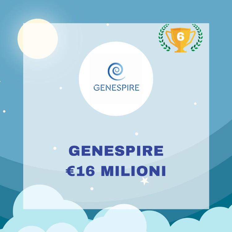 genespire-finanziamento-2020