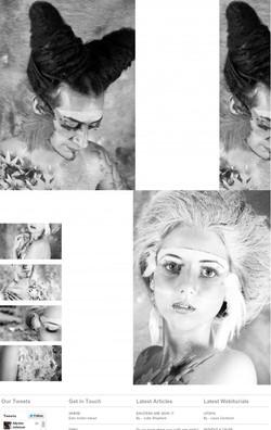Noctis Magazine page 2