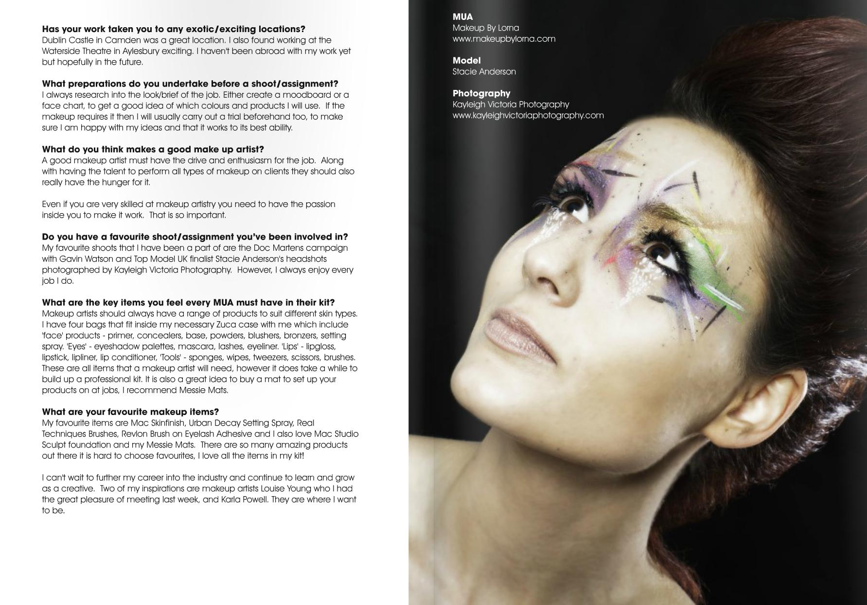 Creative Talent Magazine