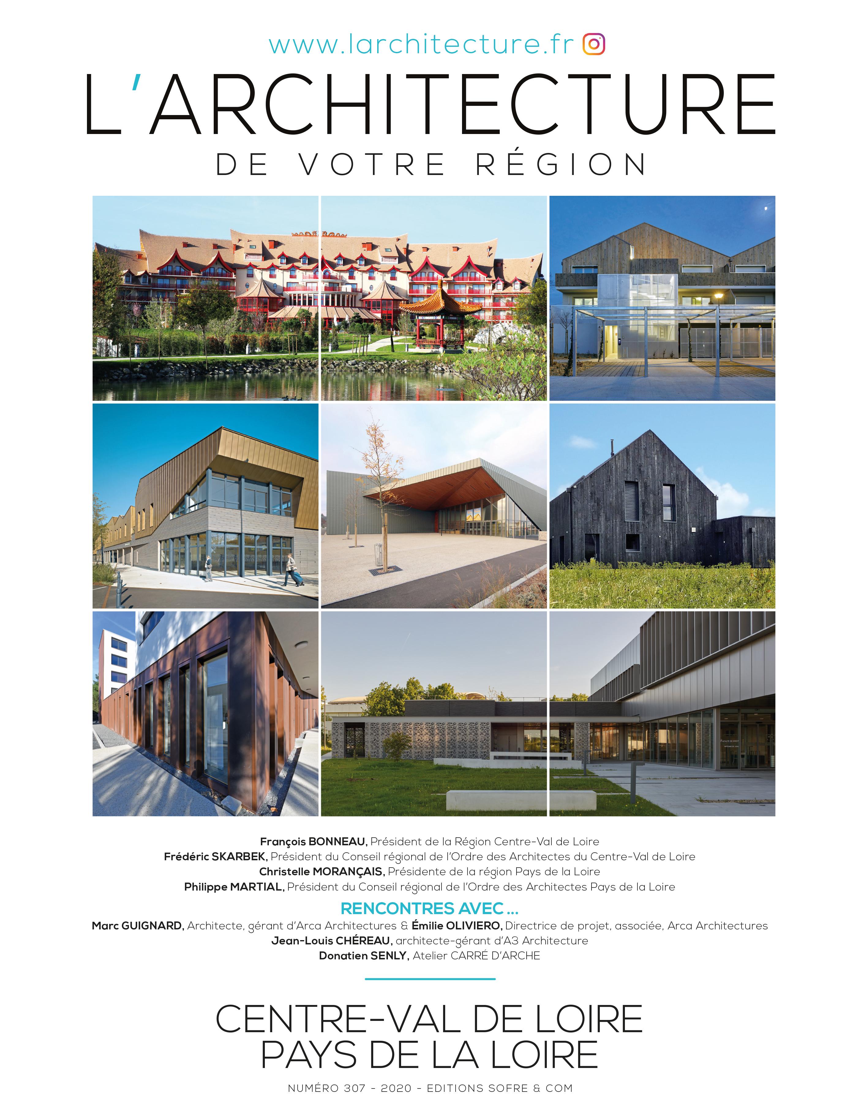 CENTRE-VAL DE LOIRE / PAYS DE LA LOIRE