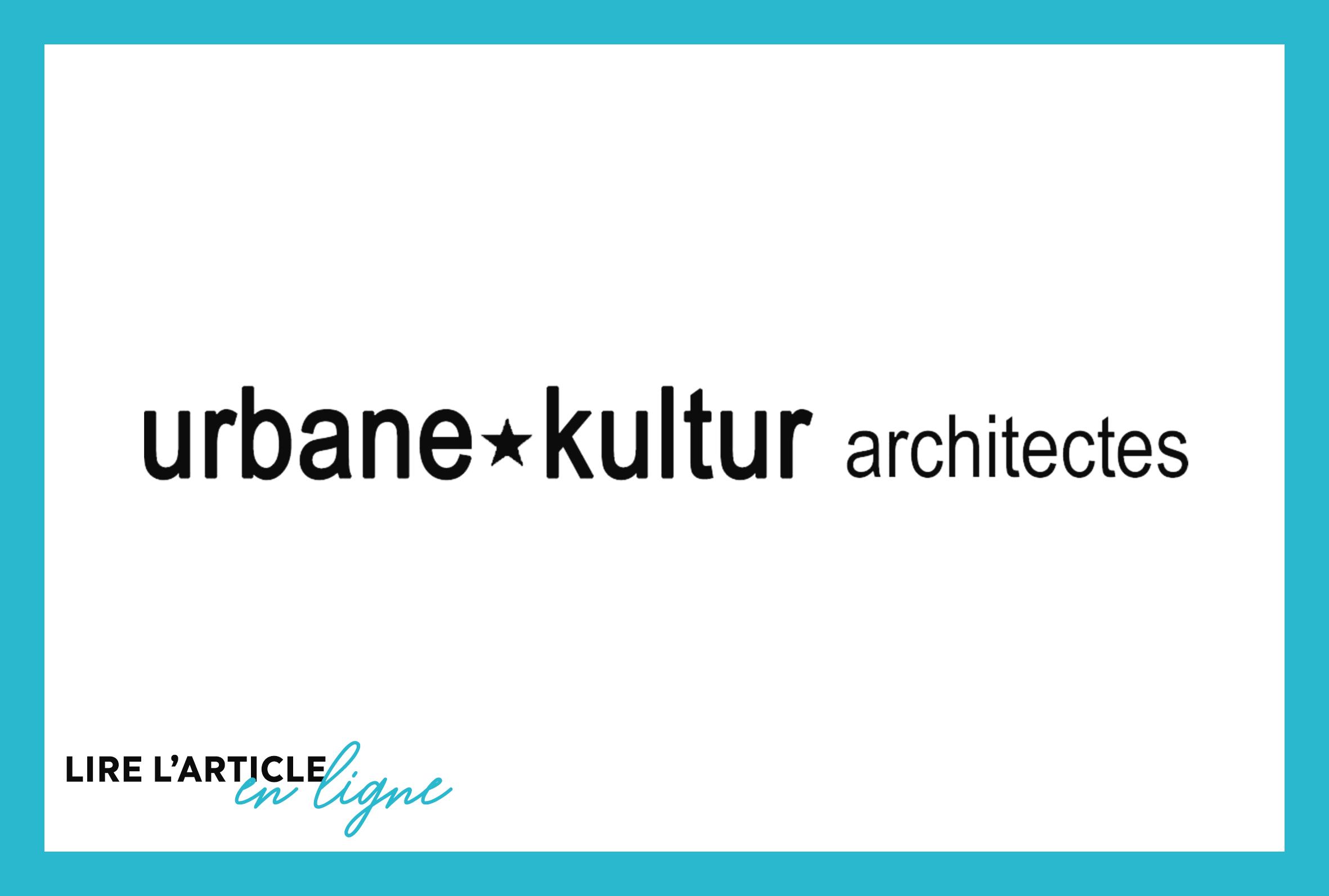 URBANE KULTUR ARCHITECTES