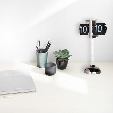 Strechable Desktop Flip Clock Scene Imag